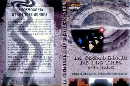 DVD La Cosmogonía de los 3 Mundos